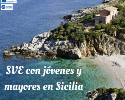 Voluntariado con jóvenes y mayores en Sicilia