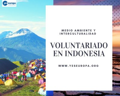 Voluntariado en Indonesia en medio ambiente y cultura
