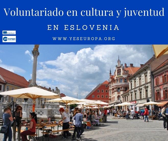 Voluntariado en cultura y juventud en Eslovenia