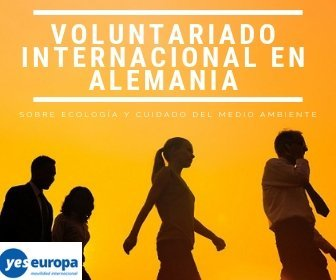 Voluntariado internacional en Alemania