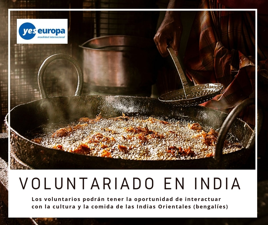 Hacer Voluntariado en India