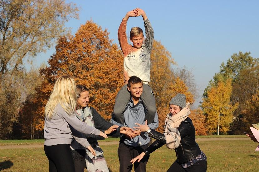 Conclusiones del curso sobre storytelling en Letonia