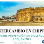 Intercambio sobre prevención de violencia en Chipre