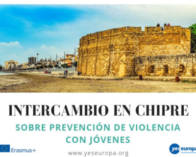 Intercambio prevención de violencia en Chipre