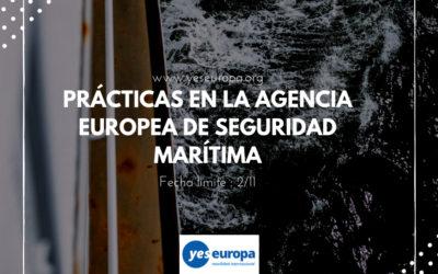 Prácticas en la Agencia Europea de Seguridad Marítima