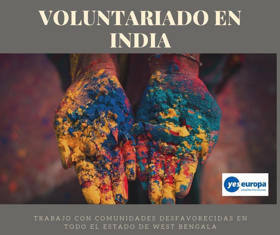 Ser Voluntario India