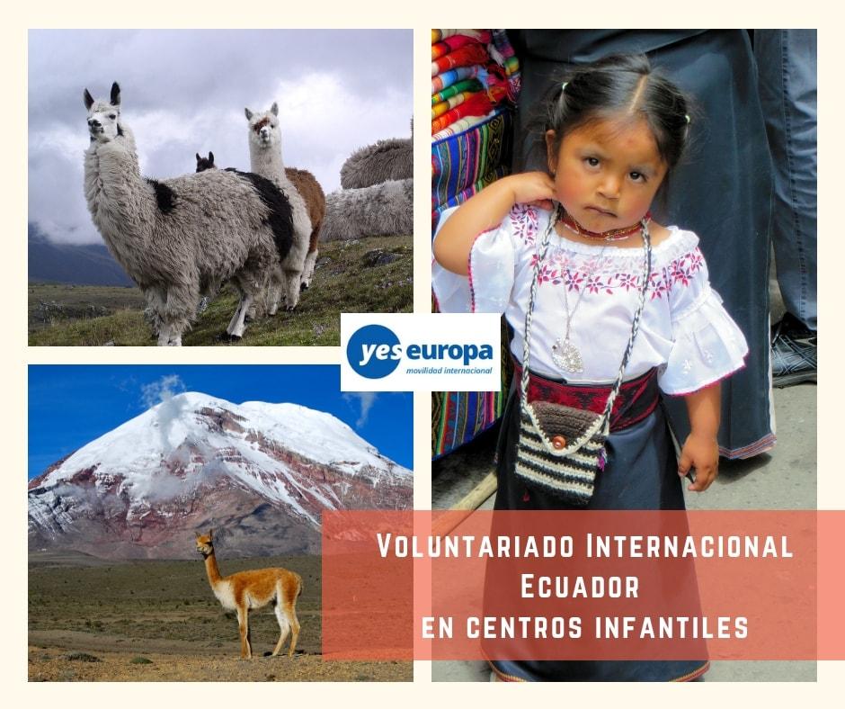 Voluntariado Internacional Ecuador