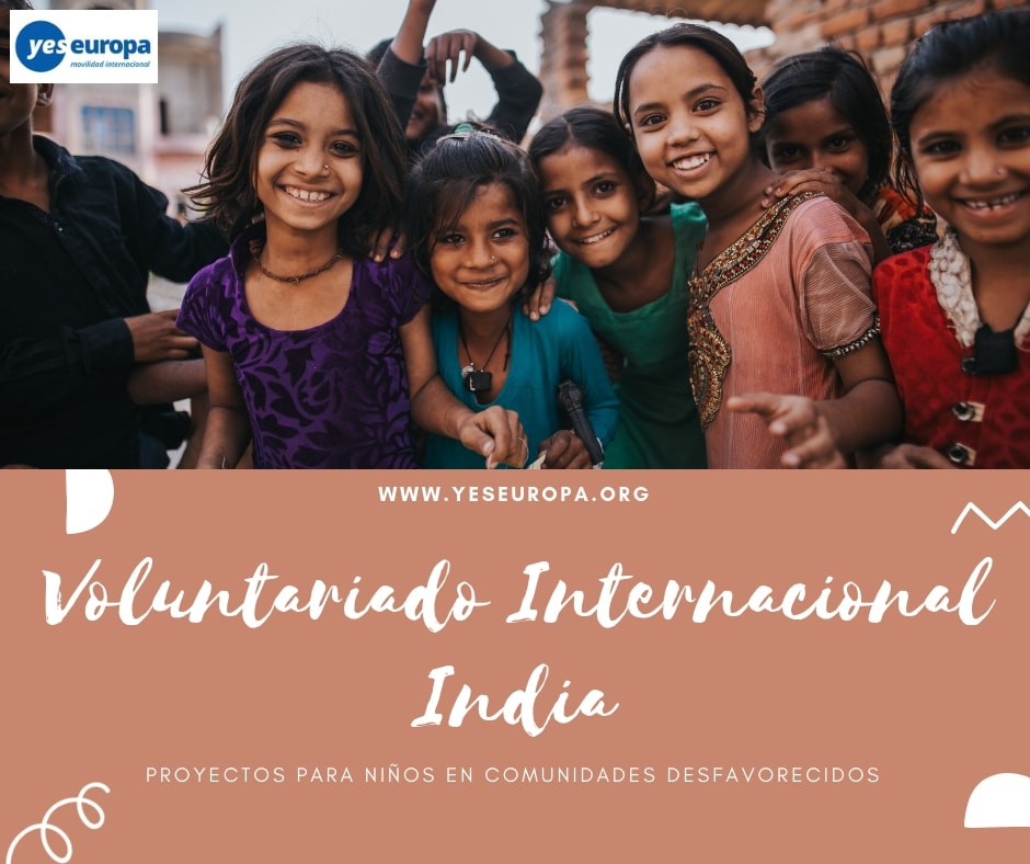 Voluntariado Internacional India