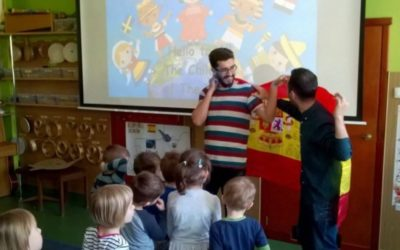 Voluntariado con creatividad y jóvenes en Polonia