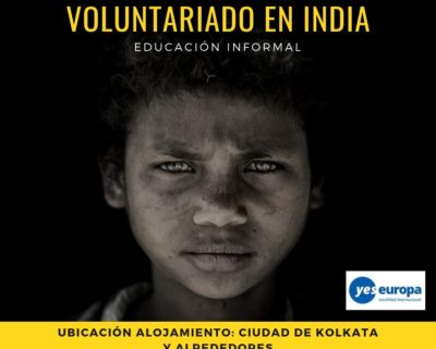 Voluntariado en India en educación informal
