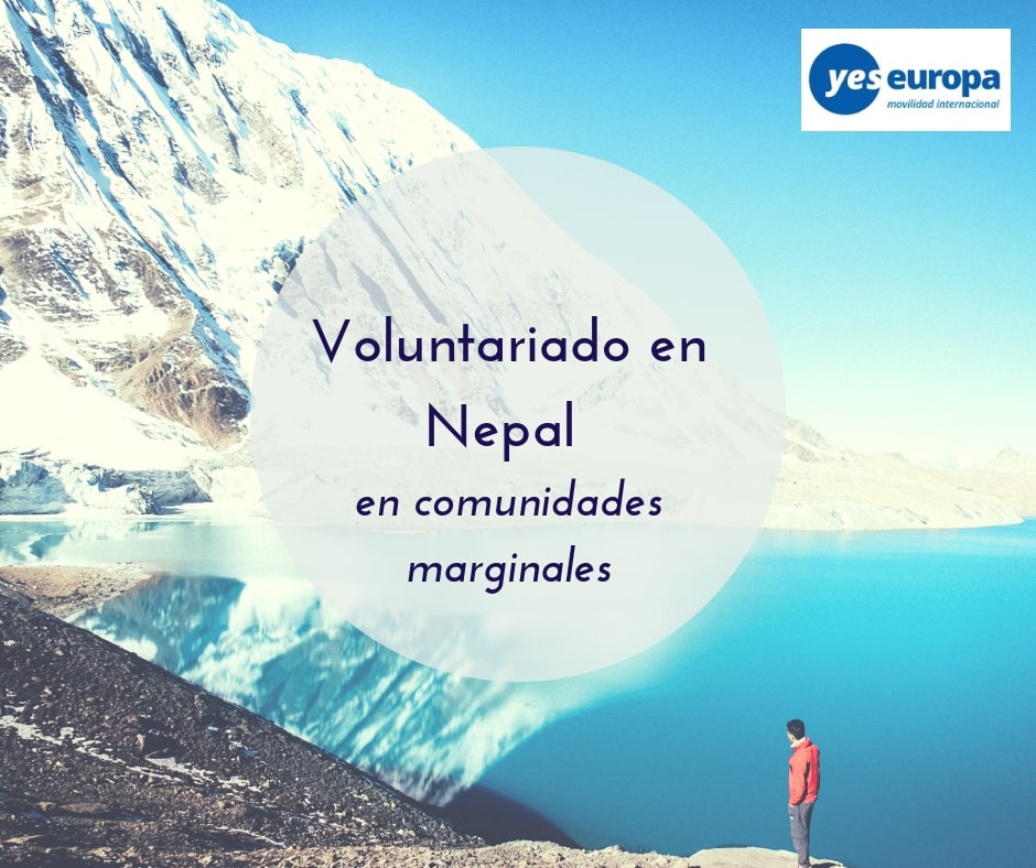 Voluntariado en Nepal