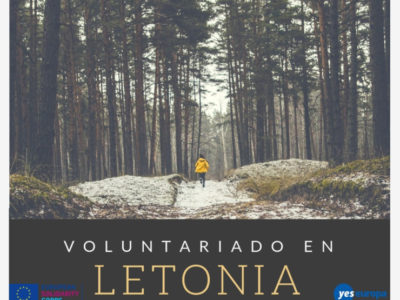 Voluntariado intercultural en Letonia