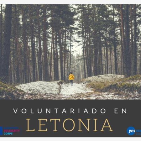 Voluntariado intercultural en Letonia