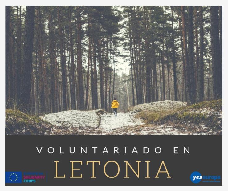 Voluntariado en educación intercultural en Letonia