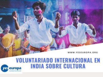 Voluntariado en India sobre cultura y comunidades