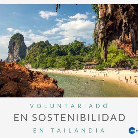 Voluntariado en sostenibilidad en Tailandia