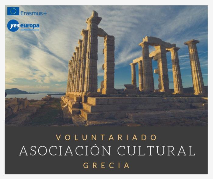 Voluntariado en una asociación cultural en Grecia