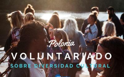 Voluntariado sobre diversidad cultural en Polonia