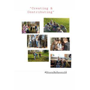 Así ha sido el curso sobre storytelling Story by Story en Letonia