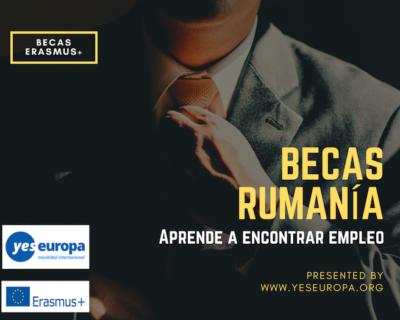 Aprende a encontrar empleo en Rumanía con este curso becado