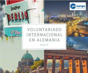 Hacer Voluntariado Internacional en Alemania