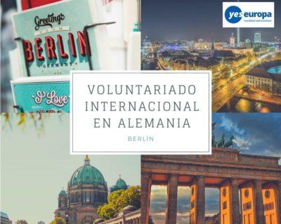 Hacer Voluntariado Internacional en Alemania en jardinería