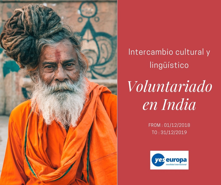 ntercambio cultural y lingüístico en India