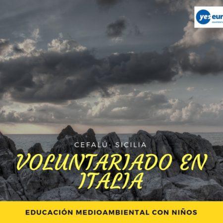 Oferta de Voluntariado internacional en Italia en medioambiente