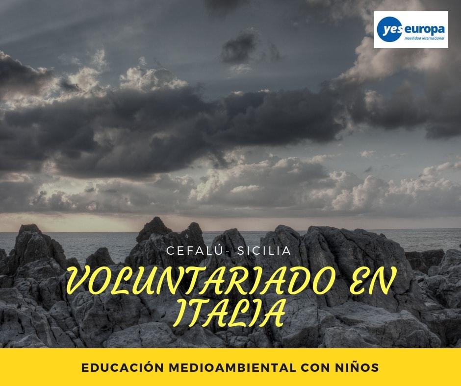 Oferta de Voluntariado internacional en Italia