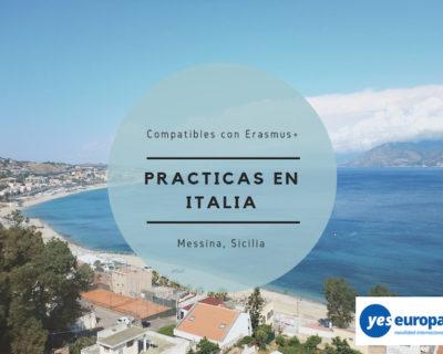 Prácticas en Italia en varios sectores (Sicilia)