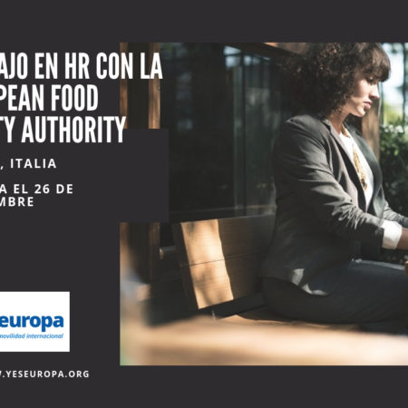 Trabajar en HR en la European Food Safety Authority