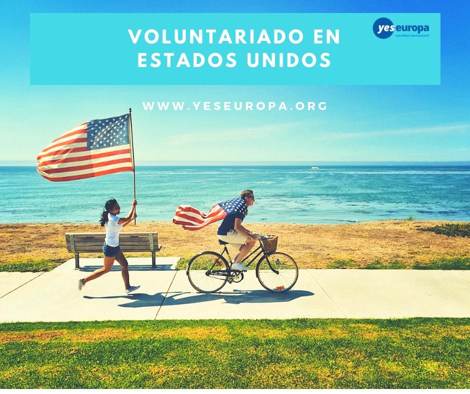 Varios proyectos de voluntariado en Estados Unidos