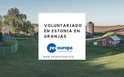 Oferta voluntariado Estonia en granjas