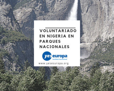 Voluntariado Nigeria en parques naturales