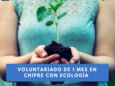 Voluntariado con ecología en Chipre de 1 mes