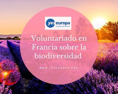 Voluntariado en Francia sobre la biodiversidad