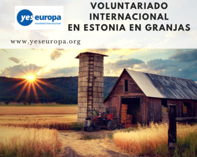 Oferta voluntariado en granjas en Estonia