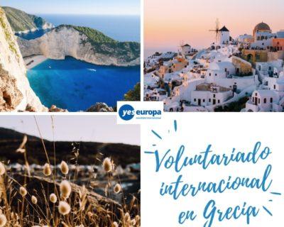 Voluntariado internacional en Grecia para trabajar con animales