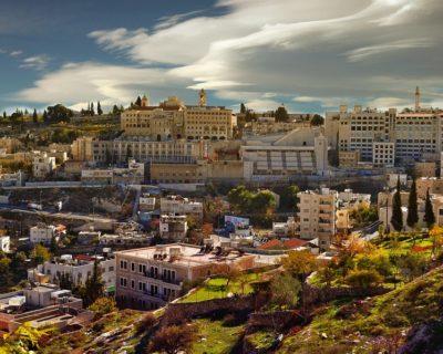 Voluntariado en Palestina en restauración