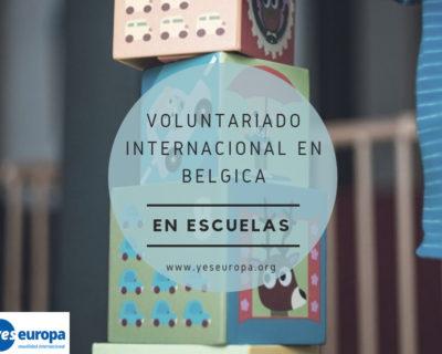 Voluntariado en Bélgica en escuelas