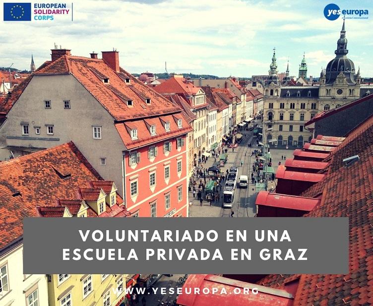 Voluntariado en una escuela privada en Graz, Austria