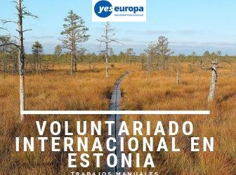 Oferta de Voluntariado internacional Estonia
