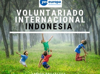 Voluntariado internacional Indonesia