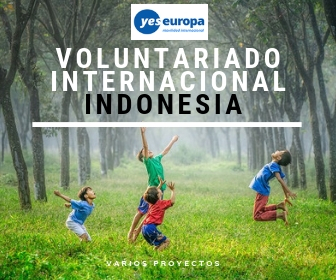 Voluntariado internacional Indonesia