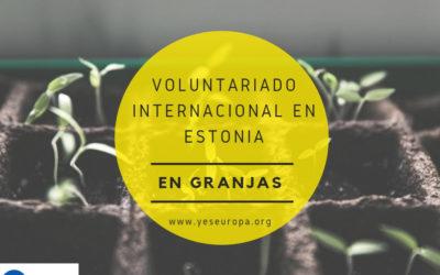 Voluntariado internacional en Estonia en Granjas
