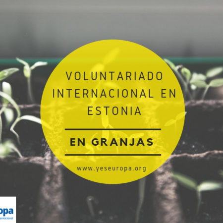 Voluntariado internacional en Estonia en Granjas