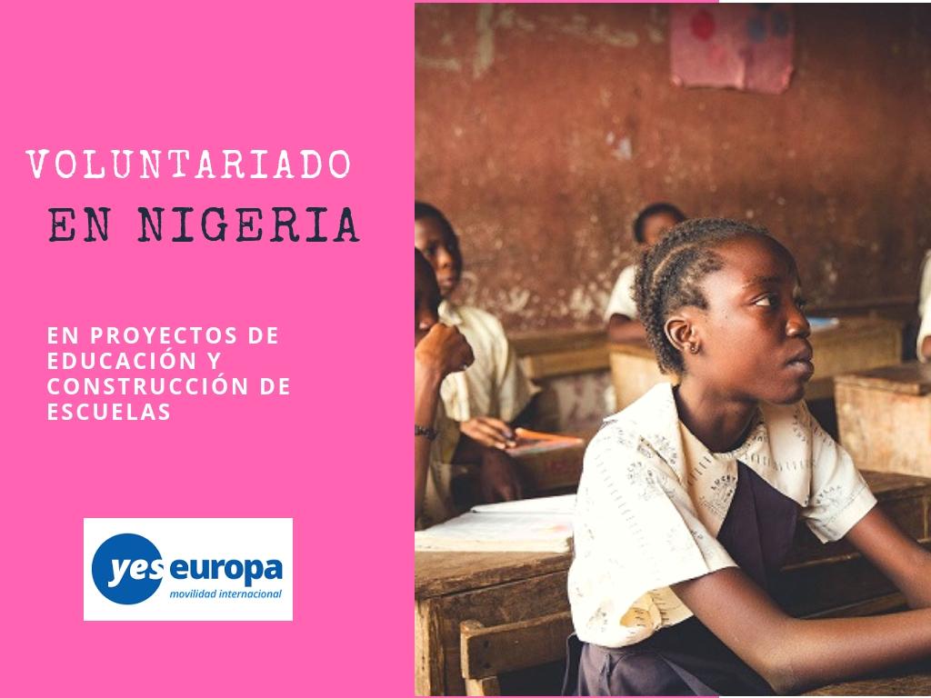 Voluntariado internacional en Nigeria