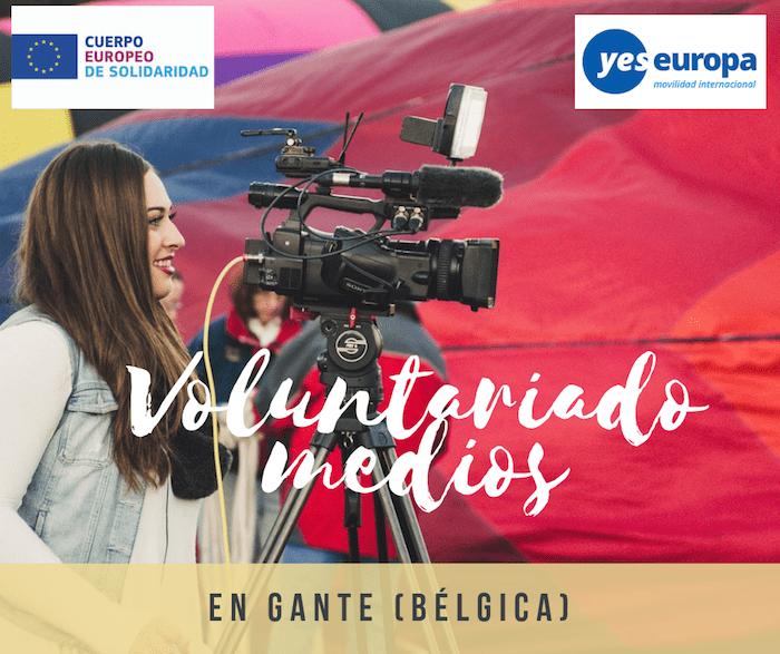 Voluntariado medios
