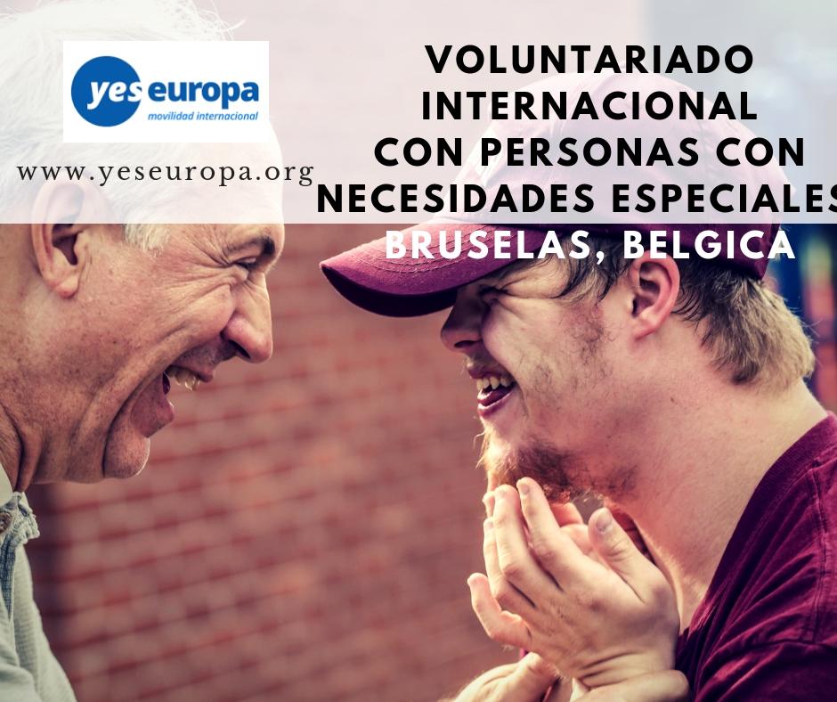 Voluntariado personas con necesidades especiales