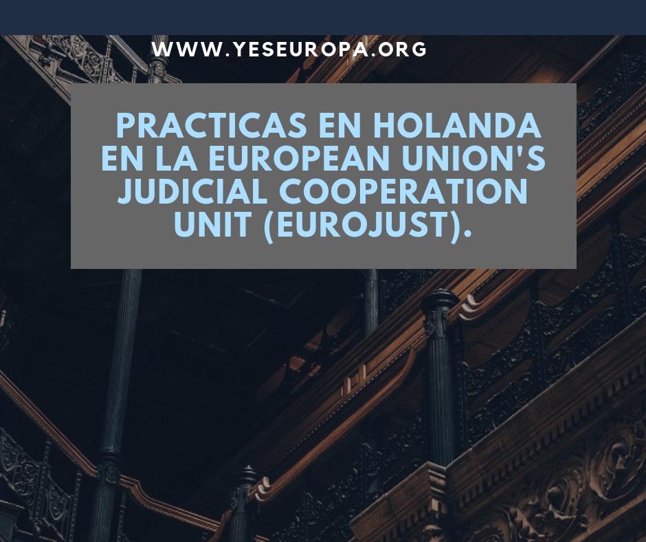 practicas en Holanda